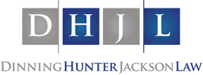 Dinning Hunter Jackson Law Logo